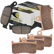FRONT & REAR BRAKE PADS FITS TRIUMPH Daytona 675 2006 2007 2008