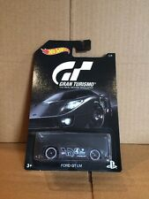 HOT WHEELS DIECAST - Gran Turismo Series - Ford GT LM 3/8 - Combined Postage
