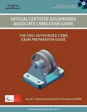 Official Certified Solidworks Associate CSWA ExamGuide, Planchard, Marie, Planch