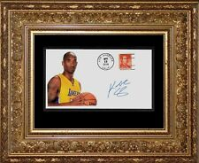 Limited Edition Kobe Bryant Lakers Last Game Commemorative Envelope.