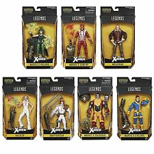 Marvel Legends X-Men Wave 2 CYCLOPS COLOSSUS WOLVERINE SET OF 7 NEW IN STOCK USA