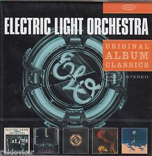 Electric Light Orchestra (ELO) / On the Third Day, Time , u. a.  (5 CDs,NEU!)