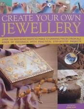 LIVRE NEUF : BIJOUX A FAIRE SOI MEME (create your own jewellery