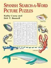 Spanish Search-a-Word Picture Puzzles (Dover Children's Language Activity Books)