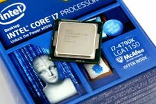 Processore CPU Intel Core i7-4790k skt 1150 LGA1150 Box (ventola inclusa)
