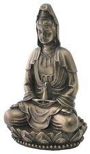Kwan Yin Kuan Yin Quon Yin Goddess of Compassion Miniature Statue Figure #1918A
