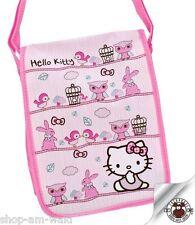 Hello Kitty Woodland Kindergarten Tasche Kindergartentasche Umhängetasche - Neu