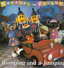 Bananas In Pyjamas:Bumping And A-Jumping-1997-TV Series-Soundtrack-40 Track-CD