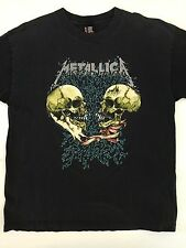Metallica vintage Sad But True shirt XL Pushead
