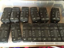 VAUXHALL VECTRA C SIGNUM DRIVERS MIRROR ELECTRIC WINDOW SWITCH 09185952 Free P&P