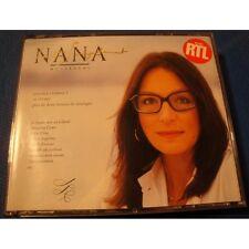 NANA MOUSKOURI tout simplement Coffret 2 CD'S 1989 Philips - amazing grace EX++