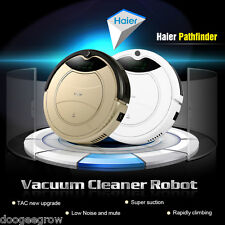 Haier T321 Automatic Robot Hoover Vacuum Robotic Cleaner Floor Sweeper Recharge