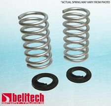 "Belltech 94-04 Chevy S10/S15 6 cyl 2""/3"" Front Lowering Springs"