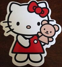 "Hello Kitty Sticker 4.5""x5"""