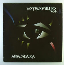 "12"" LP - The Steve Miller Band - Abracadabra - L5285c - washed & cleaned"