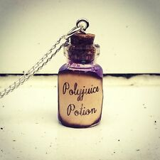 Polyjuice Potion Necklace-Harry Potter-Jewellery-Christmas Stocking Filler