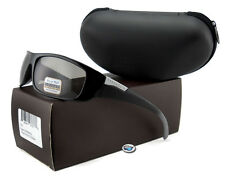 Serengeti FASANO 7394 Polarized Sunglasses | Shiny Black / Polar PhD CPG Lens