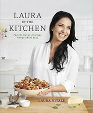 Laura in the Kitchen: Favorite  Italian-American by Laura Vitale (Hardcover) NEW