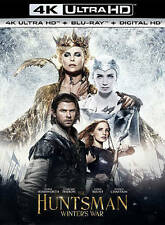 The Huntsman: Winter's War [4K Ultra HD + Blu-ray + Digital HD] 4K