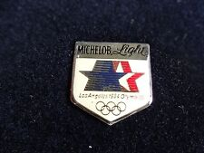 1984 LOS ANGELES MICHELOB LIGHT SPONSORED OLYMPIC PIN