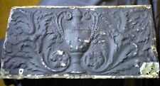 12x24 Antique Victorian Ceiling Tin Tile Acanthus Flowers Urn Leaves Shabby Chic