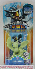 Glow in the Dark Sonic Boom Skylanders Giants Figur - exclusive limited Gitd USA