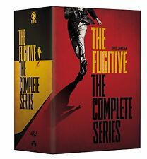 Fugitive: The Complete TV Series (32 Discs) w/ David Janssen DVD Boxed Set NEW!
