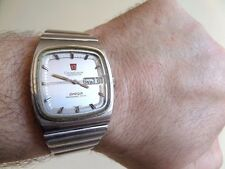Splendido & RARE uomo OMEGA Constellation cronometro Megasonic 720hz-Issue