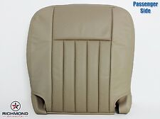 2005 Lincoln Navigator -Passenger Side Bottom Replacement Leather Seat Cover TAN