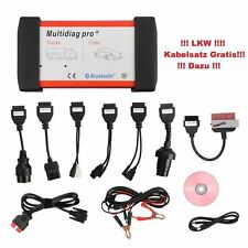 OBD DIAGNOSE MULTIPLEXER MULTI DIAG PRO SET MERCEDES OPEL VW AUDI