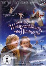 DVD NEU/OVP - Als der Weihnachtsmann vom Himmel fiel - Alexander Scheer