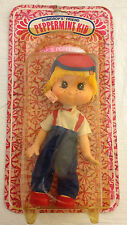 Vintage 1981 Gumdrop's Friend Eugene Peppermint Kid Doll RARE NEW!