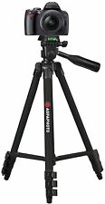 "AGFAPHOTO 50"" Pro Tripod With Case For Sony DCR-SX65 DCR-SX85"
