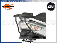 STAFFA SUPPORTO MONOLOCK BAULETTO GIVI SR89M KYMCO XCITING 250 300 500