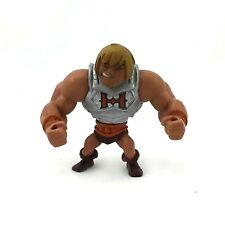 MOTU He Man Mini BATTLE ARMOR HE-MAN Figure Masters of Universe Kids Toy P102