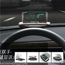 Car HUD Head Up Display Projector Holder Mount Smart Phone Navigation Bracket