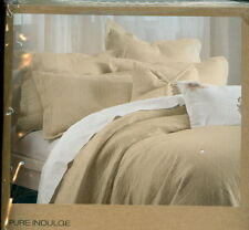 DKNY Pure Indulge ~ Pure Cotton ~  Standard /  Queen Sham ~ Taupe / Beige / Tan