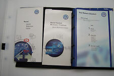 2001 vw passat owners manual parts service original