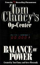 Balance of Power (Tom Clancy's Op-Center, Book 5)
