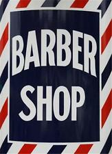 Barber Shop Mens Haircut Shave Cut Trim Business MARKETING PLAN MS Word /Excel