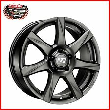 "Cerchio in lega OZ MSW 77  Matt Dark Grey 15"" Volkswagen POLO"