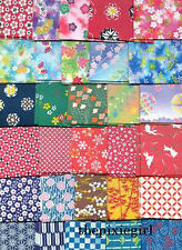 JAPANESE ORIGAMI PAPER 360 SHEET WASHI CHIYOGAMI 30 DIFFERENT PRINT 7.5cm
