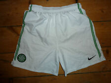 CELTIC FC SHORTS size:3 age 13-15) lined soccer running swimming shorts