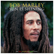 BOB MARLEY - Sun Is Shining 3 x LP Colored Vinyl RED, GOLD and GREEN - Import