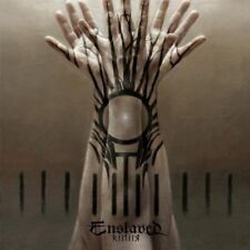 ENSLAVED - RIITIIR  CD  8 TRACKS HARD 'N' HEAVY / DEATH METAL  NEU