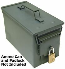 Case Club Locking Hardware for Steel Ammo Can CASECLUB-AMMO-CAN-LOCK-HARDWARE