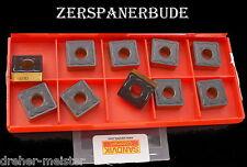 10 Wendeplatten SNMG 150612-KR 3210  SANDVIK Gußbearbeitung Neu