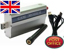 New GSM Modem for Wavecom Q2303A Wireless Module USB AT Commands
