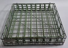 RACK RITE COMMERCIAL RESTAURANT DISHWASHER STAINLESS STEEL WIRE DISH RACK