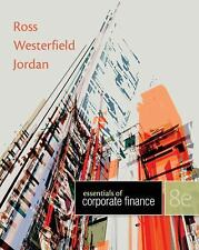 Essentials of Corporate Finance by Ross and Westerfield, 8th Edition (Hardcover)